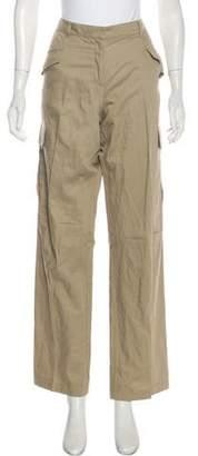 Michael Kors Mid-Rise Cargo Pants