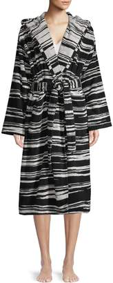 Missoni Home Vincent Hooded Terry Cotton Robe