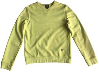 Alexander McQueen Yellow Cotton Knitwear for Women