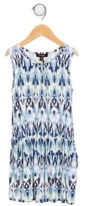 Imoga Girls' Nila Abstract Dress w/ Tags
