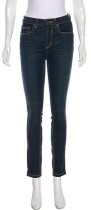 Marc by Marc Jacobs Mid-Rise Skinny Jeans
