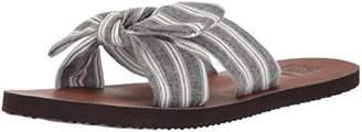 Billabong Women's Tied Up Flat Sandal