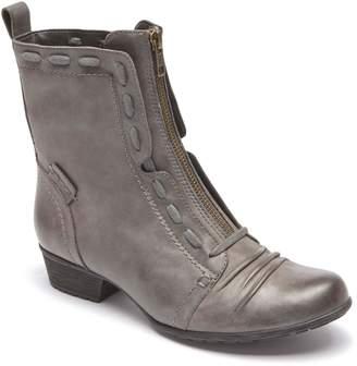 Rockport Cobb Hill Gratasha Front Zip Boot