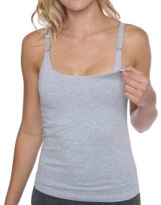 Lamaze Nurture by Cotton Spandex Comfort Nursing Cami