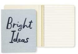 Bright Ideas Spiral Notebook