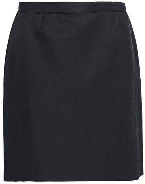 A.P.C. Cotton-Blend Mini Skirt