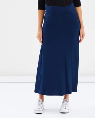 Lana Bamboo Long Skirt