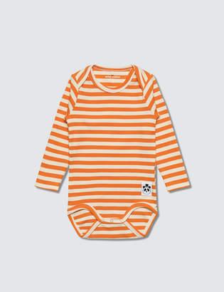 Mini Rodini Stripe Rin L/S Body