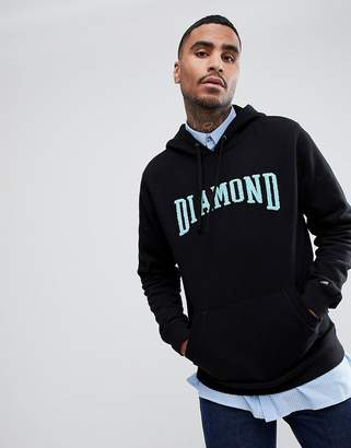 Diamond Supply Co. Hoodie With Large Logo