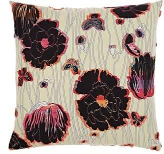 Missoni Valmadrera Reversible Jacquard Pillow