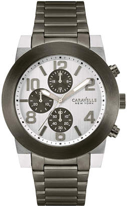 Bulova Caravelle by Caravelle New York Men's Stainless Steel Watch