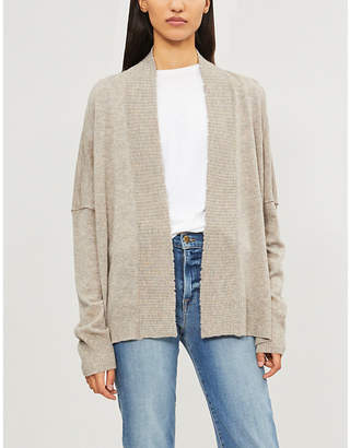 Zadig & Voltaire Tanya open-front cashmere cardigan