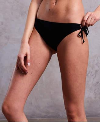 Superdry Sport Tie Bikini Bottoms