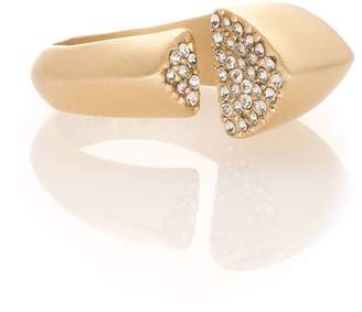 St. John Swarovski Crystal Cocktail Ring