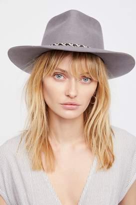 Morrisey Distressed Felt Hat