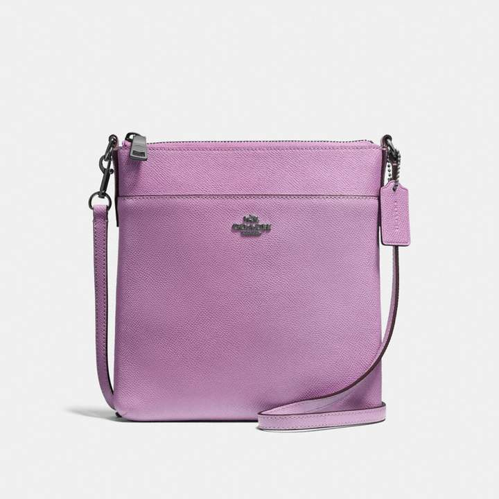Coach New YorkCoach Messenger Crossbody - LILY/DARK GUNMETAL - STYLE