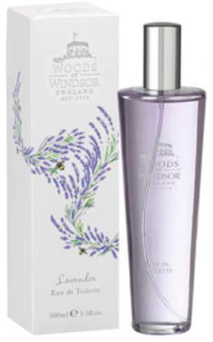 Woods of Windsor Lavender Eau de Toilette by 3.3oz Perfume Spray)