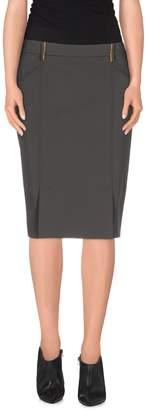 Alviero Martini Knee length skirts