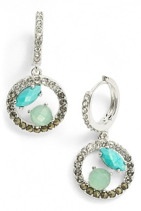 Judith Jack Alluring Oasis Drop Earrings $125 thestylecure.com