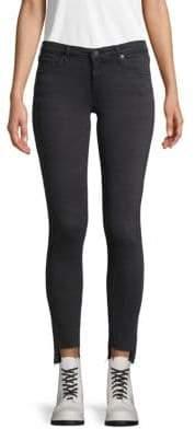 AG Jeans Super Skinny Ankle Dark Jeans