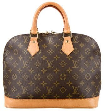 Louis Vuitton Louis Vuitton Monogram Alma PM