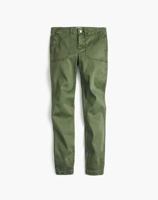 "Madewell J.Crew 9"" Cargo Toothpick Pants"