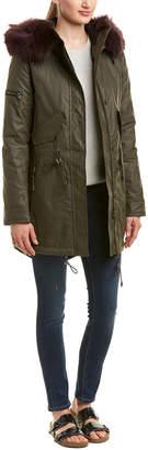 SAM. Hudson Coat