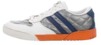 Bottega Veneta Quilted Leather Low-Top Sneakers