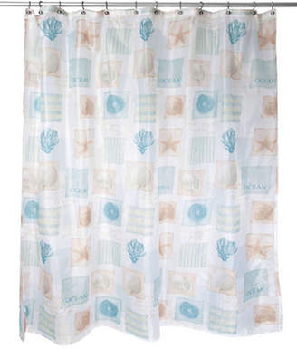 Famous Home Fashions Seaside Shower Curtain