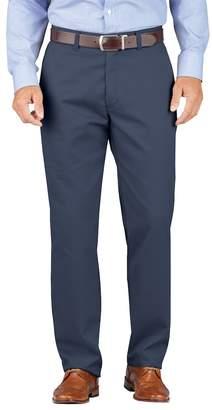 Dickies Men's Relaxed-Fit Comfort-Waist Khaki Dress Pants