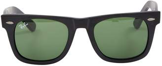 Ray-Ban Black Plastic Sunglasses