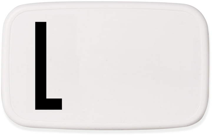 Design Letters - Personal Lunch Box, L