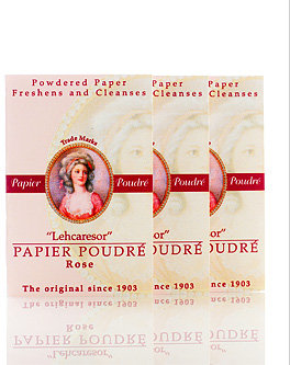 Papier Poudre - Rose - 12 book box  (65 sheets in each book)