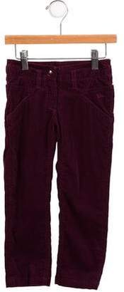 Christian Dior Girls' Corduroy Pants