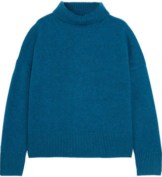 Vanessa Bruno - Henriqua Wool-blend Turtleneck Sweater - Blue