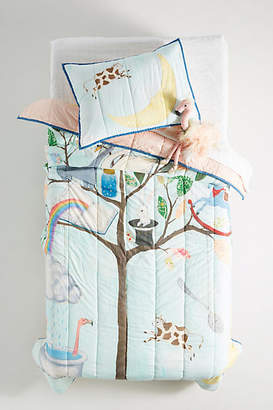 Rebecca Rebouche Tall Tales Kids Quilt
