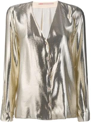 Indress metallic shirt