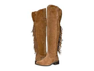 Ariat Farrah Fringe Cowboy Boots