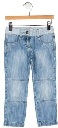 Chloé Boys' Three Pocket Jeans