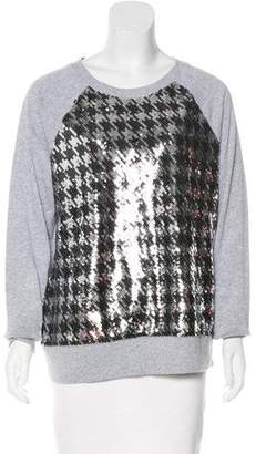 MICHAEL Michael Kors Sequined Knit Sweater w/ Tags