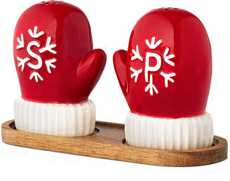Martha Stewart Collection Mitten Salt & Pepper Shakers