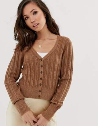 Abercrombie & Fitch knit v-neck cardigan