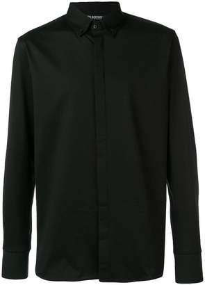 Neil Barrett button collar shirt