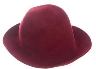 Patricia Underwood Wool Fedora Hat