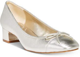 Bandolino Xenica Block Heel Pumps Women's Shoes