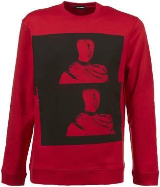 Raf Simons Long Sleeved Pullover