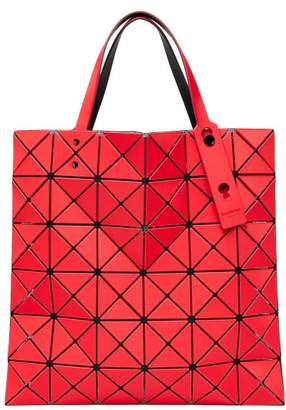 313290565290 Bao Bao Issey Miyake Lucent Gloss Tote - Womens - Red