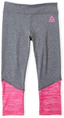 Reebok Girls 7-16) Color Block Leggings
