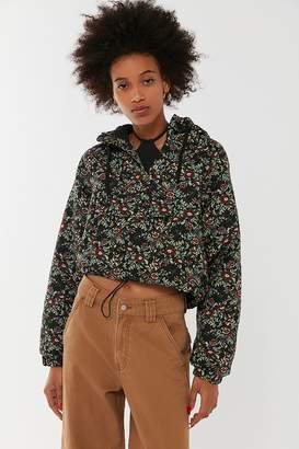 Urban Outfitters Edna Tapestry Hooded Popover Jacket