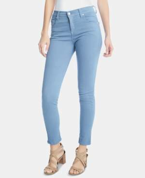 Karen Kane Zuma Cropped Skinny Jeans